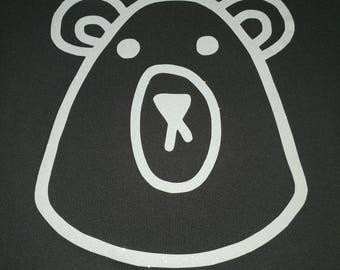 Apparel // Collab // Grumpy Bear