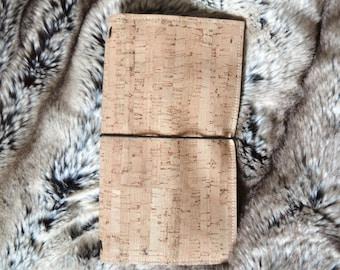 Cork traveler's notebook | Regular size