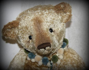 ooak anna rudenko teddy bear - sea sand