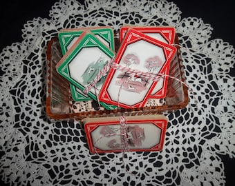 Vintage Playing Cards, set of 20