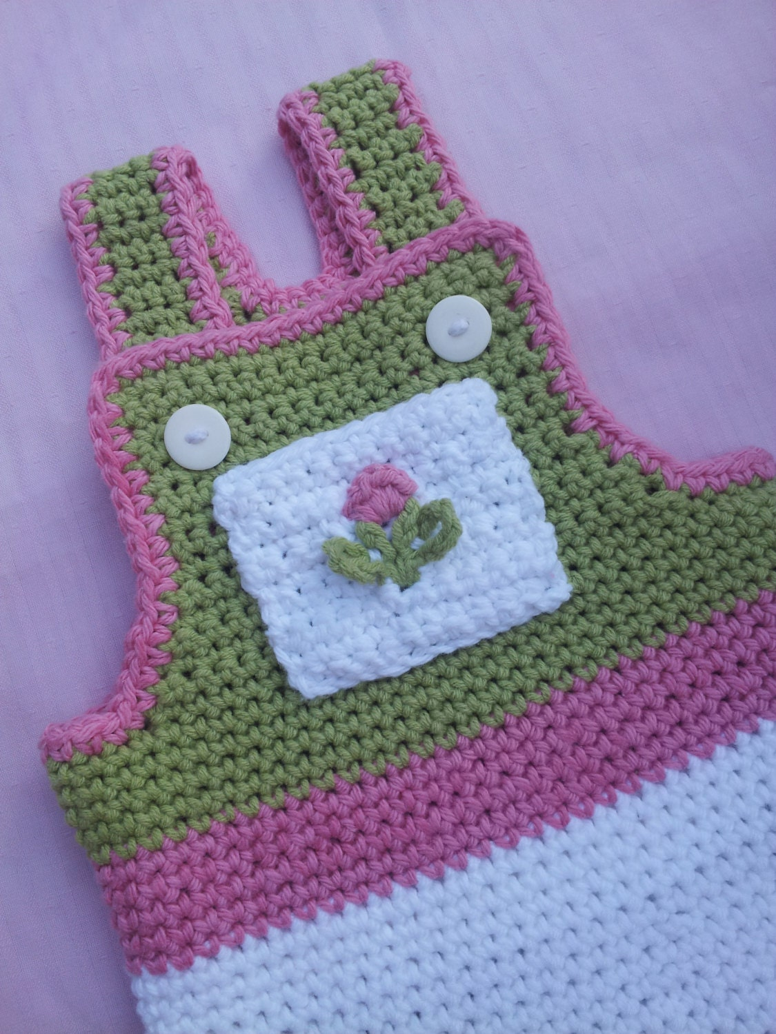 Crochet Pattern, Baby Overalls ,Instant download available,Pattern ...