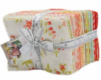 Ella & Ollie by Fig Tree and Co for Moda Fat Quarter Bundle 40 FQ