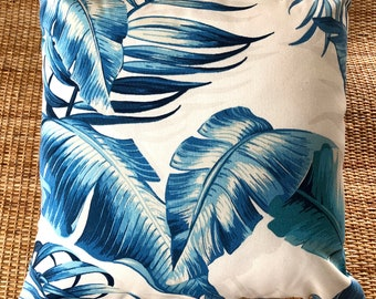 banana leaf outdoor cushion covers