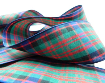 Macdonald Tartan Ribbon 40mm Berisfords