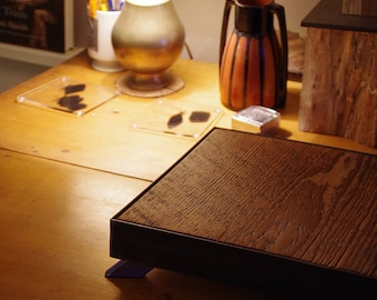 reclaimed wood serving tray - butterfly tray - from salvaged roughsawn old growth fir and recycled steel - modern industrial
