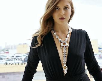 Yaegar Statement Necklace Bohemian Jewelry