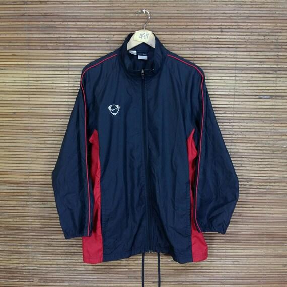 Vintage Nike Big Logo Swoosh Sportswear Sportswear Track Jacket X-Large 05Rapo