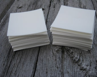 "50 Pro Polish Pads - 2"" x 2"" Pre-Treated Removes Tarnish and Shines Silver"
