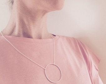 Big Love (silver) necklace