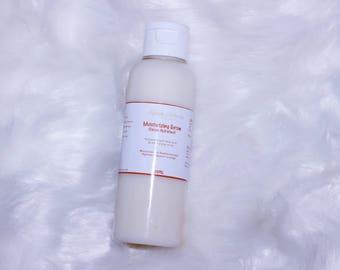 Aloe Vera & Rose Water Moisturizing Serum (100ml)