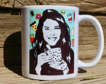 Lorelai Gilmore mug