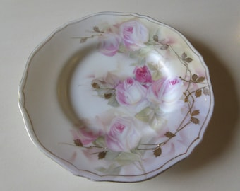 GERMANY RS Rose Plate