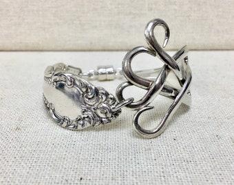 1900 Fork Bracelet