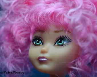 Barbie Doll Photos, Fashion Doll Photography, Still Life Photography, Girlie, Pink, Playroom Decor, Feminine Decor, Home Decor, Fashion Doll