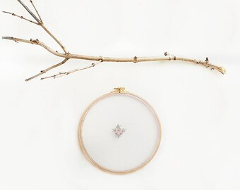 Jewelry organizer hoop, Jewelry rack, Earring holder, Necklace holder, Earring rack, Embroidery Hoop, Jewelry holder, Jewelry display