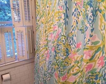 Easy Order  Shower Curtains 70x90 In Your Favorite Prints!