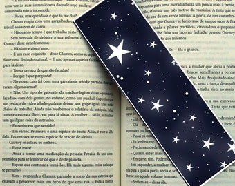 galaxy bookmarks, space bookmarks, stars bookmarks, astronomy bookmarks to download, blue bookmarks to print, book mark, literary gift