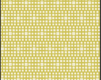 Carnaby Street King's Road Lemon Fabric by Pat Bravo for Art Gallery Fabrics - 1 Yard