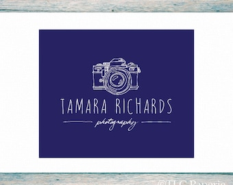 Premade Logo Design, Custom Logo, Photography Logo,  Camera Logo, Business Logo, Watermark, Photographer Logo