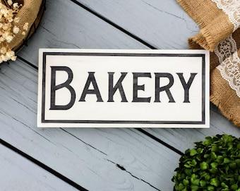 7x16 Bakery Sign - Bakery Decor - Kitchen Sign - Market Sign - Kitchen Decor - Farmhouse Decor - Fixerupper - Rustic Kitchen Sign - Bakery