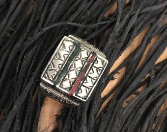 Berber Ring from the Moroccan Sahara inner Diam 2.2 cm US Size 12 1/2