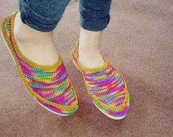 Women Shoes(crochet)