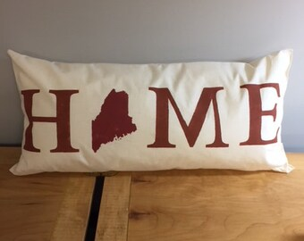 Home Pillow Maine