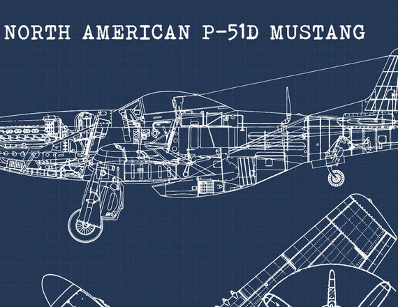 P 51 mustang blueprint p51 mustang art instant download p 51 mustang blueprint p51 mustang art instant download blueprint art mustang airplane p 51 mustang decor 8x10 11x14 malvernweather Gallery
