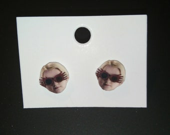 Harry Potter Luna Lovegood Earrings