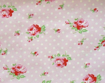 Buds in Pink by Tanya Whelan ... DELILAH collection ... Free Spirit Fabric tw36pinkx