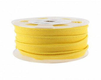 Bright yellow piping DMC