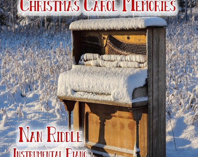"Christmas Album ""Christmas Carol Memories"" CD"