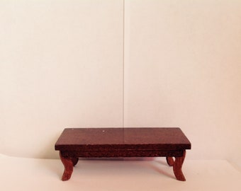 Dollhouse Miniature Table