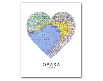 Osaka | Etsy