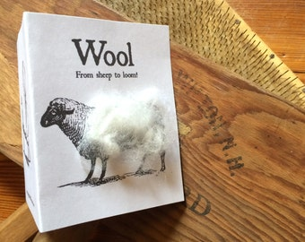Wool mini book