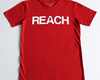 The REACH / ESCAPE Parkour T-Shirt - Red