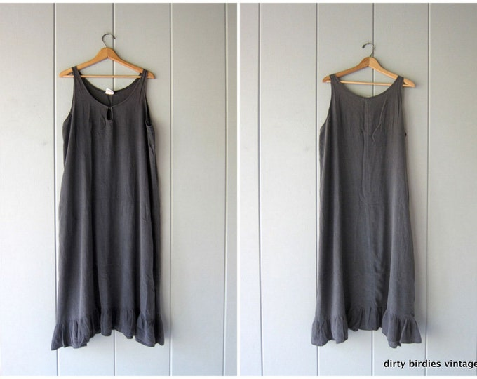Thin Cotton Dress