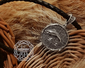 House Tully Pendant Game of Thrones Jewelry Sterling Silver Necklace Game of Thrones  Tully House Amulet