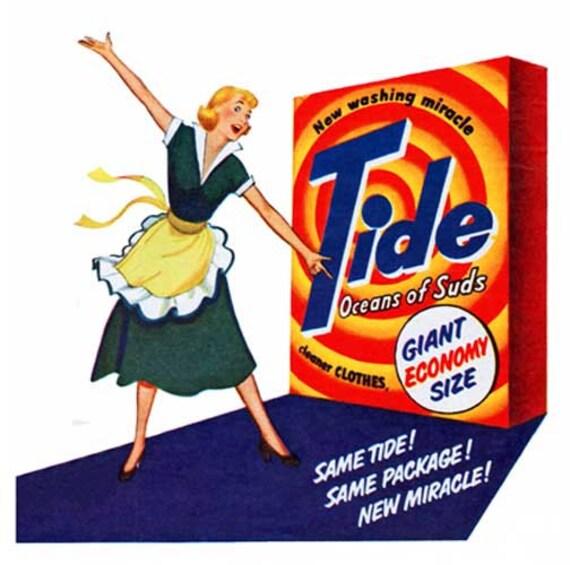 digital image 1950 ad clipping laundry soap 1950 s rh etsy com advertising clip art free internet advertising clipart