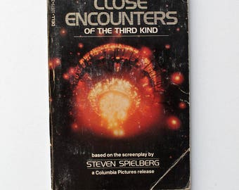 Close Encounters of the Third Kind Fotonovel 1978