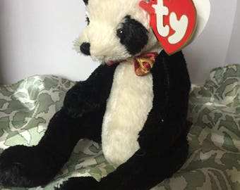 Easton the Panda Bear TY plushie