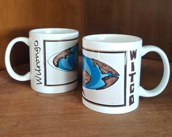 Witco Globe style mug