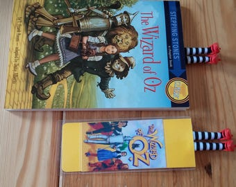 Wizard of Oz Bookmark  any color
