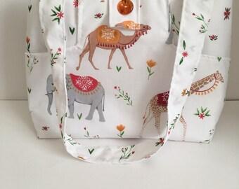 Arabian nights bag purse