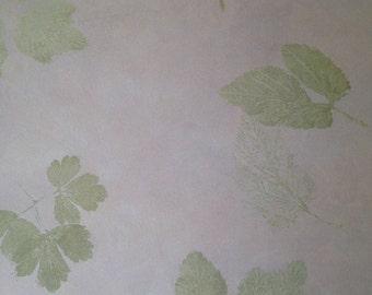 12x12 Grape Leaves Paper