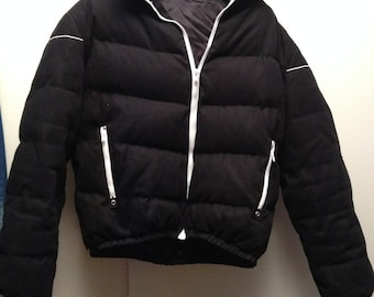 /Piumino jacket of Vera Feather by Kris Van Assche man very good condition very hot, ski style size 50. Puff Winter Feathers
