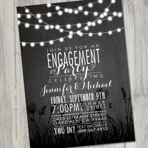Engagement Dinner Party Ideas Part - 36: ?zoom