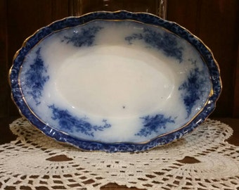 Antique Semi Porcelain Bowls