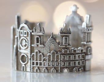 Prague Ring - Precious Gift for Women - Statement Ring for women - Mothers Day Gift - Gift for Her - Shekhtwoman - Best Seller
