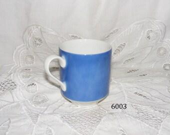 Mikasa Ultramarine Blue Tea Cup